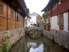 Lijiang Canal, Bridge