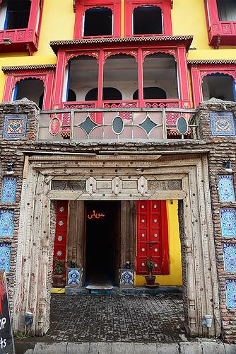 Historical Architecture 2, Lahore, Pakistan