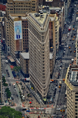 Manhattan, Flatiron Bldg.