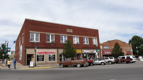 The Liberty Building, Paoli, IN