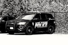 Lake Stevens Police Ford Interceptor Utility