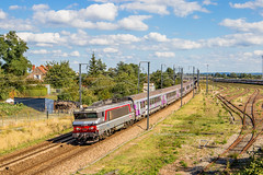 07 septembre 2018 BB 15036 Train 3345 Paris -> Caen Mézidon (14) - Photo of Ernes