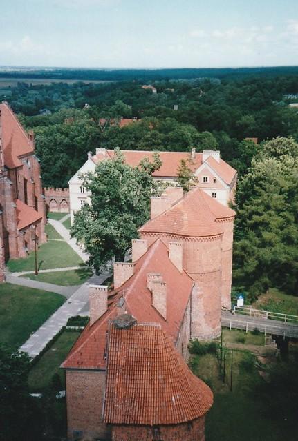 Photo:Remparts de la citadelle (XVe), Frombork, powiat de Braniewo, voïvodie de Varmie-Mazurie, Pologne. By byb64