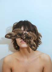"""Image by aleah michele (-si-tu-savais-) and image name The moth says, """"Consume me."""" photo  about So I will."""