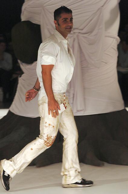 Verão 2005 - Desfile Bahia/Beirute Masculino e Feminino por Fause Haten