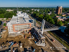 Walkway Bridge | University of Memphis