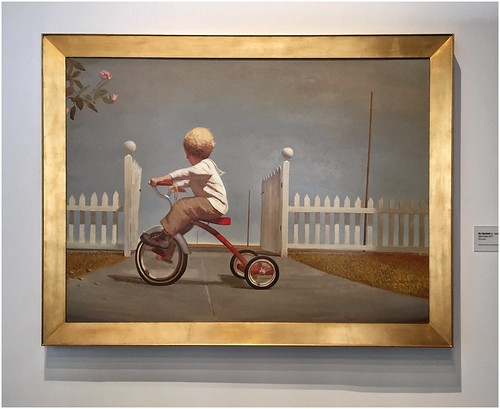 OPEN GATE, 2011 | A painting by Bo Bartlett