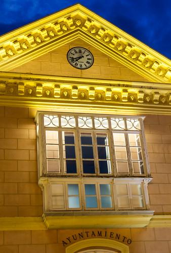 Spain - Almeria - Carboneras - Town Hall