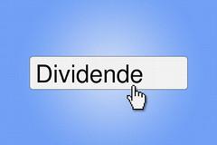 Dividende-in-Eingabe