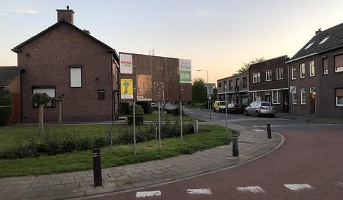 Nieuwstadt - Susterderpoort corner with Limbrichterstraat