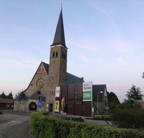 Koningsbosch - Kapelaan verdonschotstraat roundabout