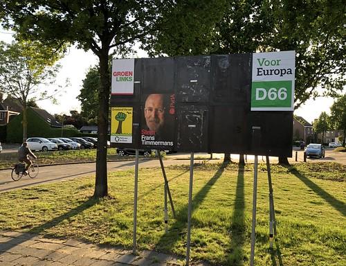 Schilberg - Rijksweg Zuid corner with Kerkveldsweg Oost