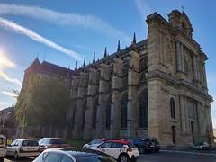 Kathedrale Saint Etienne in Chalon-en-Champagne, Frankreich