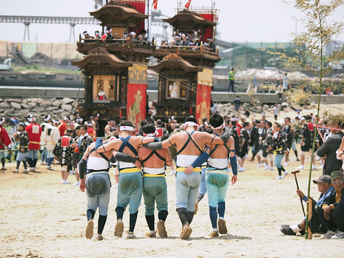 亀崎潮干祭 | Kamezaki Shiohi-matsuri 4
