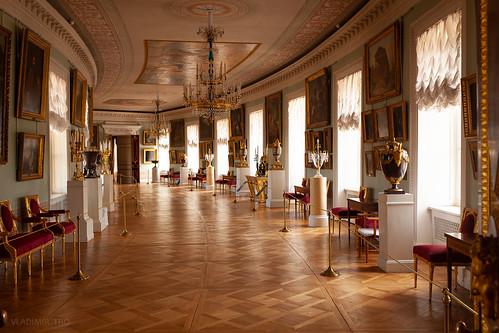 Галерея Павловского дворца