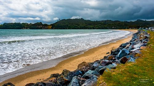 Buffalo Beach, Whitianga, New Zealand