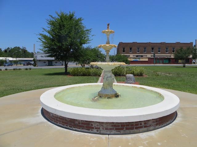 Town Fountain Blountstown FL