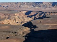 Canyon de la Fish River - Namibie