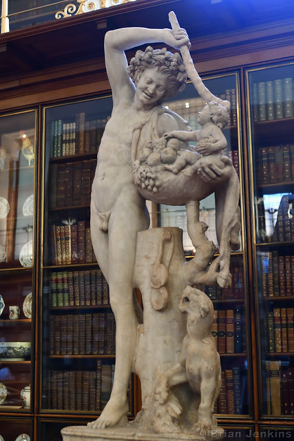 Faun With Infant Bacchus (2nd Century AD)