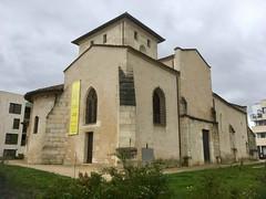Vieille église de Saint-Vincent - Photo of Saint-Médard-en-Jalles