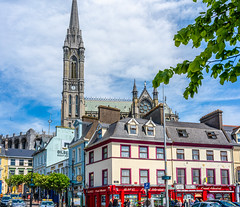 ST COLMAN'S CATHEDRAL [THE TOWN OF COBH IN COUNTY CORK]-152617