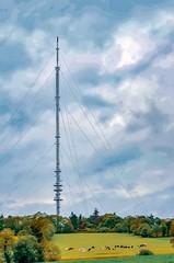 Antenne relais de Bécherel