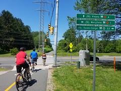 2019 Bike 180: Day 57 - This Way That Way