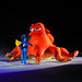 Disney On Ice - Forgetful Dory with Hank The Giant Octopus