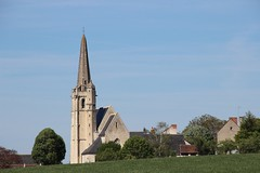 Eglise de Crissay-sur-Manse.