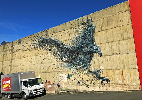 Haast Eagle by DALeast