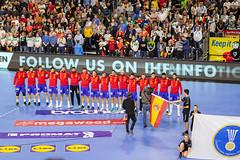 Mannschaft Frankreich Köln Arena Handball WM 2019