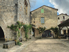 Monpazier (Dordogne) FRANCE - Photo of Vergt-de-Biron