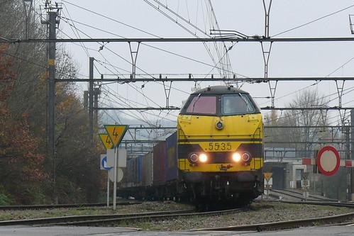 5535 + 5533 Montzen-Gare 15.11.2008
