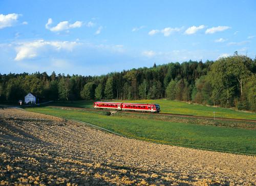 Am Böslhäusl-Bahnübergang