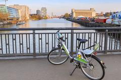 Bike tour Spree Berlin