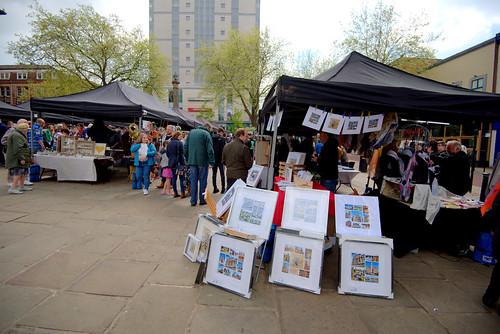 Makers Market 11 May in Preston - 18