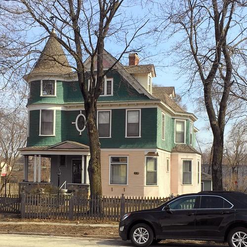 House, Wilmot, Wisconsin