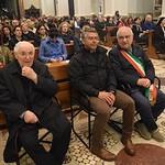 2019-05-17 - Processione con statua Vergine Lourdes