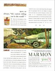 1927 Marmon 75 Touring Speedster