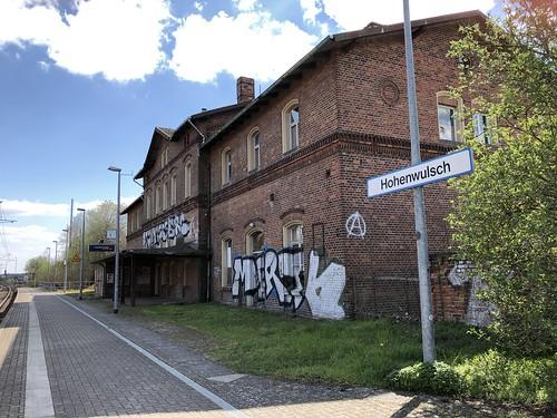 Bahnhof von Hohenwulsch