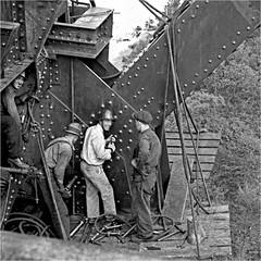 Building the Bourne Bridge