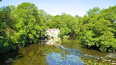 Montaigu Nord Vendée;  Moulin sur la Maine