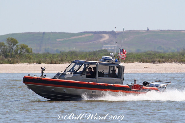 Photo:US Coast Guard Response Boat-Small RB-S II 29188 29ft USCG Station Galveston TX a By Bill Word