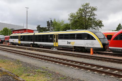 DB Regio 642 624-0, Miltenberg am Main