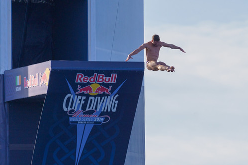 Red Bull Cliff Diving 35