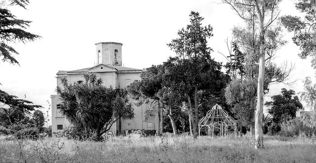 Casino del Americano - Quinta de Nuestra Señora de las Mercedes - Patrimonio Cultural Valenciano en peligro - Benicalap - Valencia