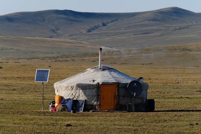 Töw-Aimag, Mongolia - Oct' 2017