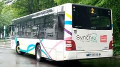 Man Lion's City M n°6023 de Synchro BUS
