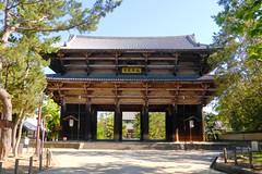 Todai-ji, Nandai-mon (Graet South Gate) -1 (May 2019)