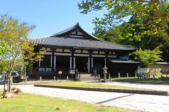 Todai-ji, Hokke-do (Worship Hall) -1 (May 2019)